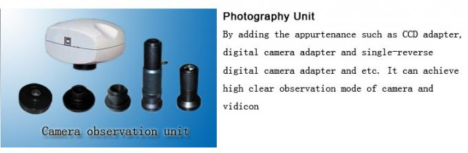 Metallographic Digital Industrial Inspection Microscope With DIC And UIS Optical System