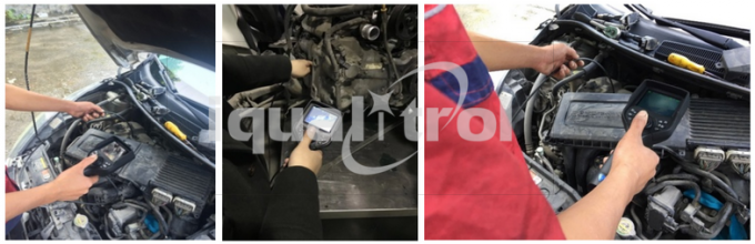 High Temperature Alarm Automotive Videoscope with WIFI Connection for Engine Examination