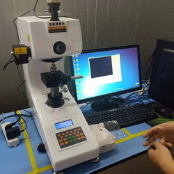 Delivery Micro Hardness Tester at Customer's Site