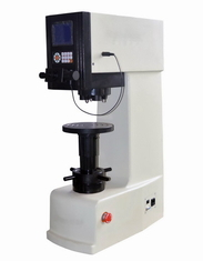 China Motorized Turret Digital Brinell Hardness Test Equipment With RS232 Interface supplier