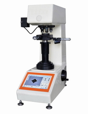 Intelligent Touch Controller 10Kgf Vickers Hardness Testing Machine with Auto Turret
