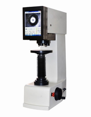 Auto Turret Brinell Hardness Testing Machine with Motorized Lifting System and Touch Controller