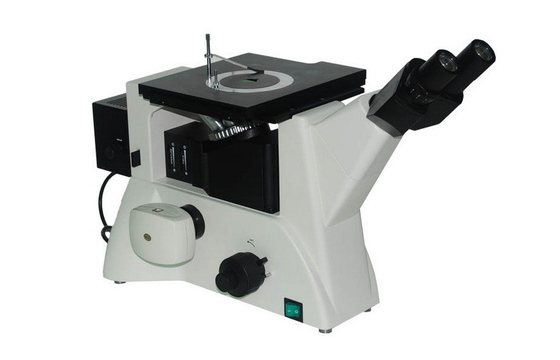 UIS Optical Digital Metallurgical Microscope Inverted Light Microscope With Bright / Dark Field
