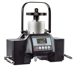 Digital Magnetic Portable Brinell Rockwell Hardness Tester with Max Force 187.5Kgf