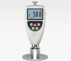 Automatic Poweroff Portable Shore Hardness Tester with USB Connection Average Calculation