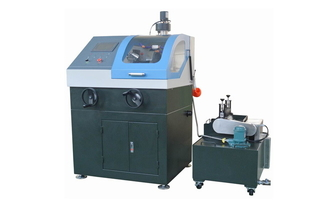 Auto Metallographic Cutting Machine Rotation Speed 500-3000rpm Specimen Cutting Machine