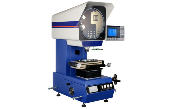 VB12 Vertical Profile Projector Optical Comparator with DP300 Surface and Contour Illumination