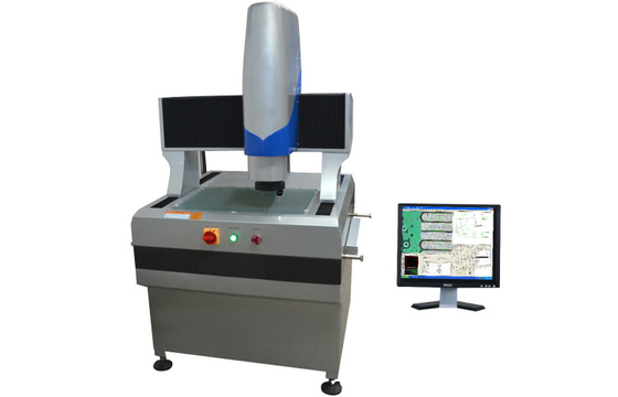 2.5D Fully Automatic Vision Measuring Machine CCD Navigation CNC Vision Measuring System