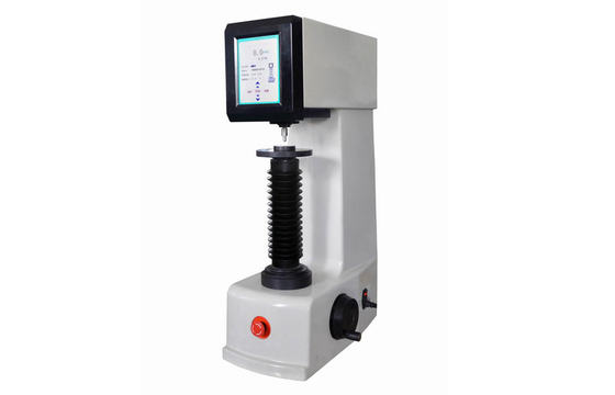 Automatic Rockwell Hardness Testing Machine Twin Electronic Hardness Tester With Touch Screen