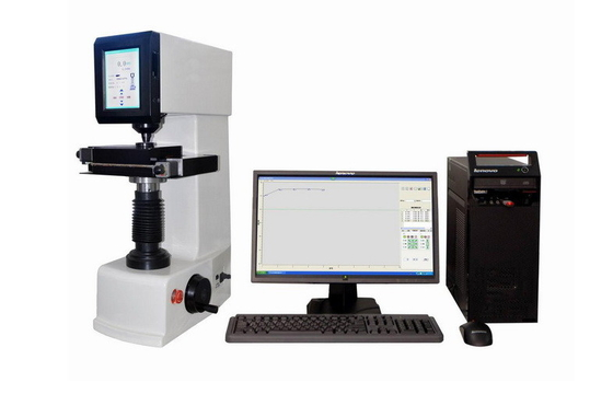 Automatic Head Stroke Rockwell Hardness Test Apparatus Jominy Test With Control Software