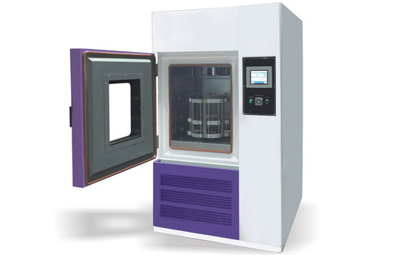 China Lab Stability Ozone Aging Temperature Test Chamber QCY-250 Environmental Chamber supplier