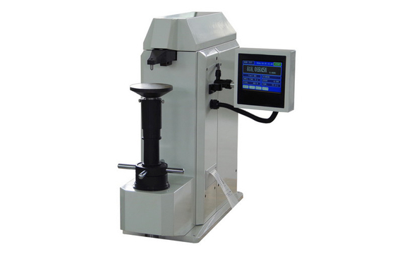 Digital Superficial Rockwell Hardness Testing Machine With Nose Mounted Indenter