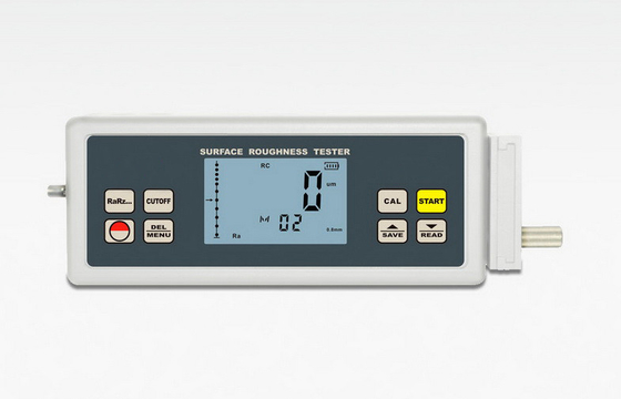 Non Destructive Portable Surface Roughness Tester with Sophisticated Sensor Ra , Rz Value