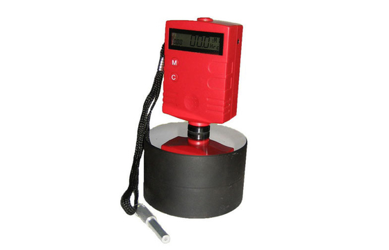 High Accuracy Portable Hardness Tester  Narrow Space Integrated Metal Leeb Hardness Tester