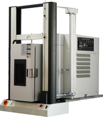 Precision Double Pillar Universal Material Testing Machine with Temperature Test Chamber