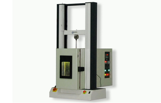 China Fully Computerized 20KN Material Testing Machine with High Temperature Drying Oven supplier
