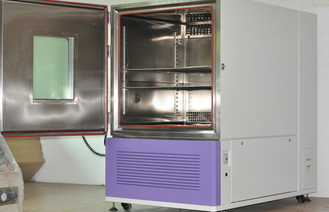 Programmable Temperature Humidity Stability Test Chamber Controlled by Microprocessor