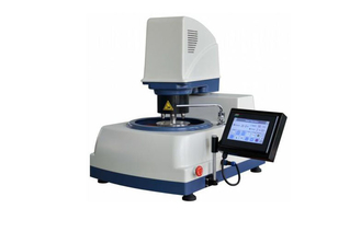 Single Disc Automatic Metallographic Grinding and Polishing Machine with Touch Controller