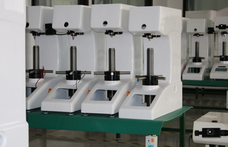 Fully Automatic Vickers Microhardness Tester With Measurement Software Tablet / Dual Indenters
