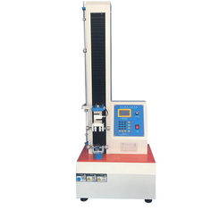 LCD Display Single Column Tensile Testing Machine with Max Capacity 100Kgf