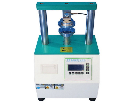 Paperboard Side Pressure Strength Material Testing Machine 50HZ Frequency