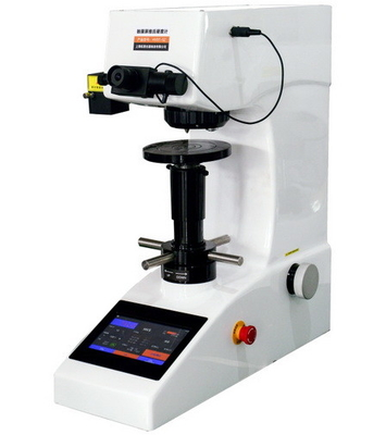 Touch Screen Digital Automatic Turret Vickers Hardness Tester with Built-in Printer