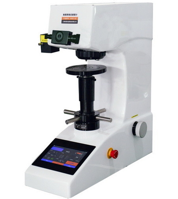 Mechanical Eyepiece Touch Screen Automatic Turret Vickers Hardness Tester Conform ASTM E92