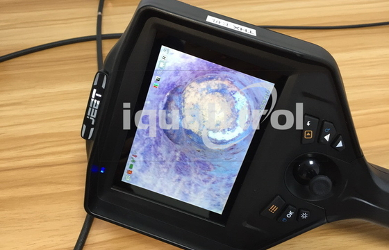 "Power Generation Industrial Borescope Videoscope with 2M Insertion Tube and 5.7"" LCD Monitor"