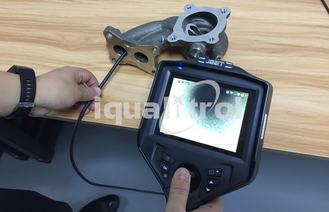 Visual Inspection Industrial Videoscope with Front View Camera Insert Tube Diameter 3.9mm