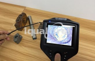 Precision Industrial Video Borescope 2.8mm Tube Diameter for Inspection Inaccessible Area