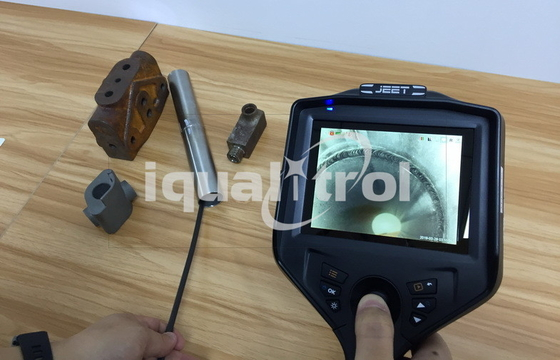 "5.7"" LCD Megapixel Camera Industrial Videoscope for Visual Inspection of Automotive Assembles"