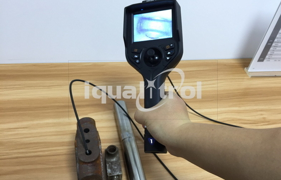 Nondestructive Industrial Videoscope Inspection of Hard-to-reach Place Megapixel Camera 3.9mm