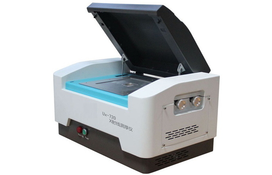 Multi point Test Xrf Fluorescence Spectrometer for Multiple Layers Coating Thickness Measure