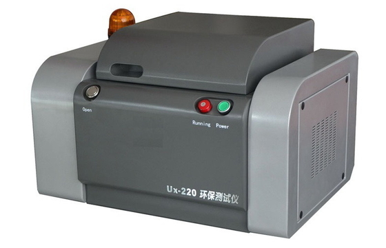 Precision X Ray Fluorescence Spectrometer RoHS 2.0 and Halogen Free IEC61249-2-21 Directive