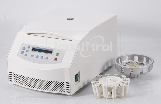 Microprocessor Control Cell Washer Laboratory Centrifuge Machine For Blood Serum Biochemistry Analysis