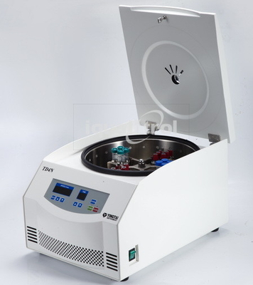 5000rpm Low Speed Laboratory Centrifuge Machine Environmental Friendly