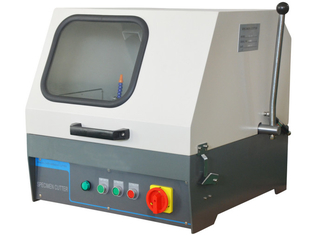 High Performance Metallographic Cutting Machine 3 Phase with 2800rpm Speed