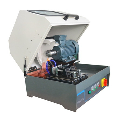 MC-80 Water Cooling Manual Metallographic Sample Cutting Machine with Max Section 80mm