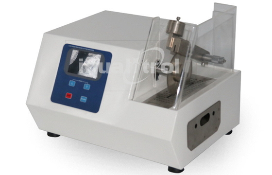 DS600 Low Speed 10-600rpm Precision Cutting Machine with Limit Switch for Automatic Running