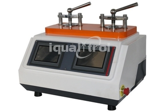 Touch Controller Automatic Metallographic Mounting Press with Water Cooling