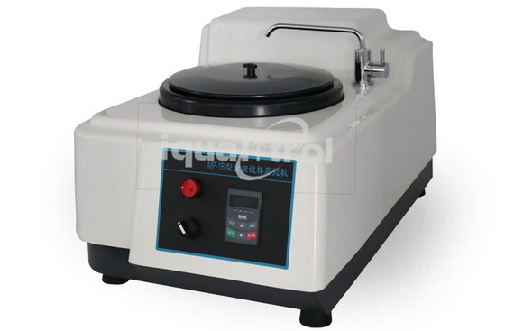 1 Disc Metallographic Sample Preparation Grinder and Polisher Stepless Speed 50-1000rpm