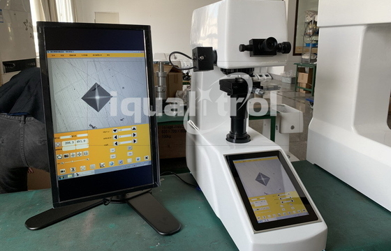 Digital Micro Vickers Hardness Tester with Built-in Automatic Measurement Software