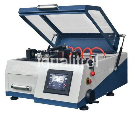 Touch Controller Automatic Precision PCB Cutting Machine with Max Section 30mm