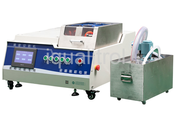 China Diamond Saw Metallographic Precision Cutting Machine for Cutting Ceramic Materials supplier