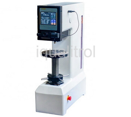 Touch Controller Scales Conversion Digital Brinell Hardness Testing Machine with Thermal Printer