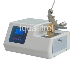 Low Speed Specimen Metallographic Cutting Machine for Non-Metal and Electronic Parts