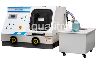 AC-100 Automatic Metallographic Cutting Machine with Water Cooling Speed 10mm/min