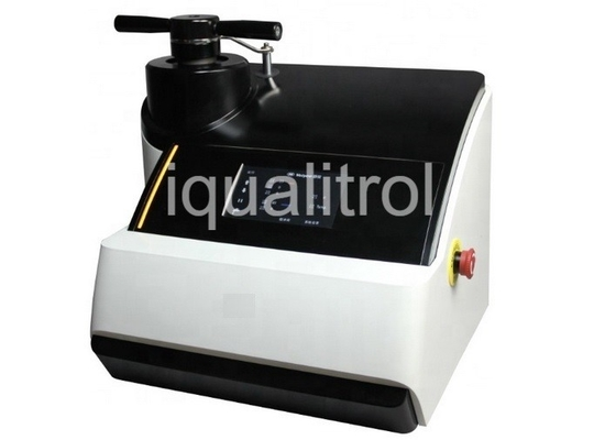China Touch Screen Auto Metallographical Specimen Hot Mounting Press with Mould Dia 30mm supplier