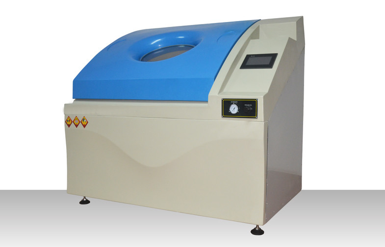 Corrosion Test Chamber : Programmable salt spray test chamber and cyclic corrosion