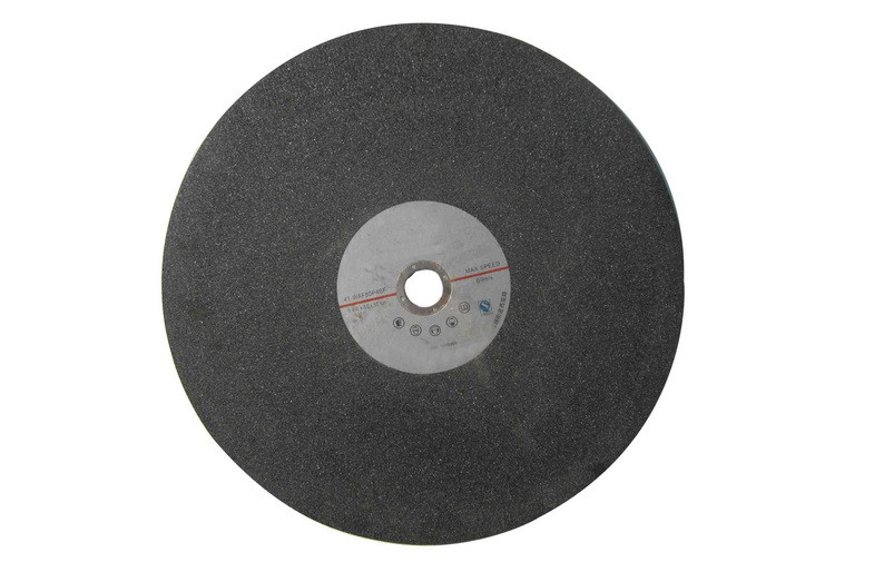 Aluminum Oxide And Carborundum Abrasive Cutting Wheel Brown Color